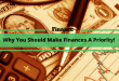 Why You Should Make Finances A Priority!