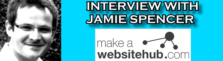 Jamie Spencer - MakeAWebsiteHub.com