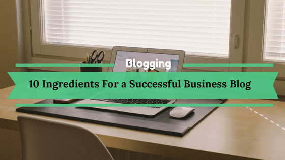 Successful Business Blog
