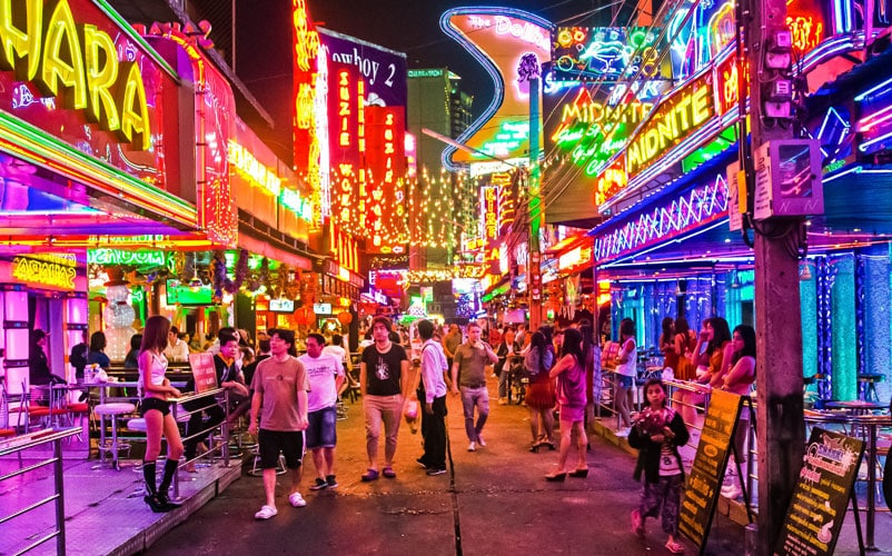 Bangkok - #10th Best Nightlife cities