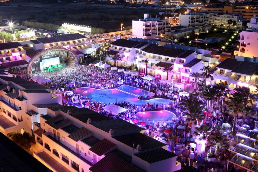 Ibiza - #1st Best Nightlife cities