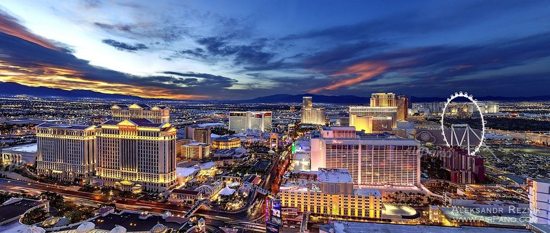 Las Vegas - #8th Best Nightlife cities