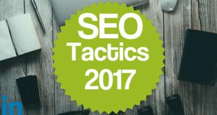 2017 seo tactics