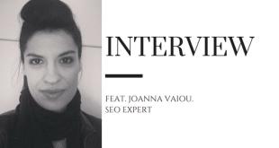 Joanna Vaiou