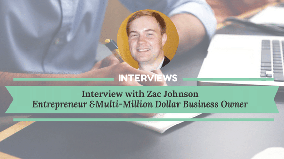 Interview with Zac Johnson – Entrepreneur & Multi-Million Dollar Business Owner