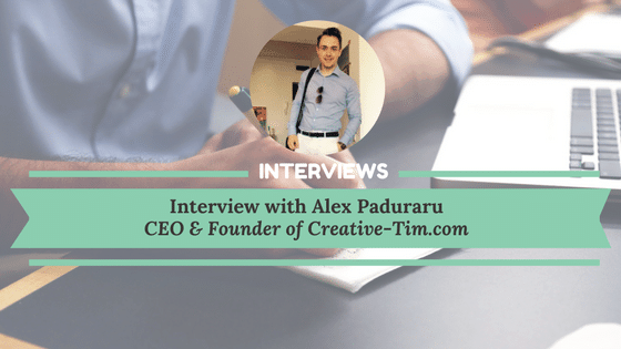 Interview with Alex from Creative-Tim