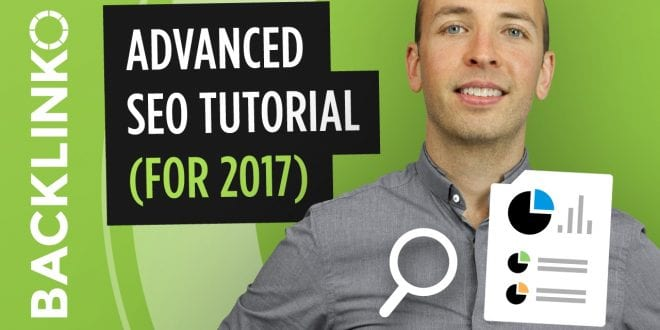 Advanced Step-By-Step SEO Tutorial by Backlinko