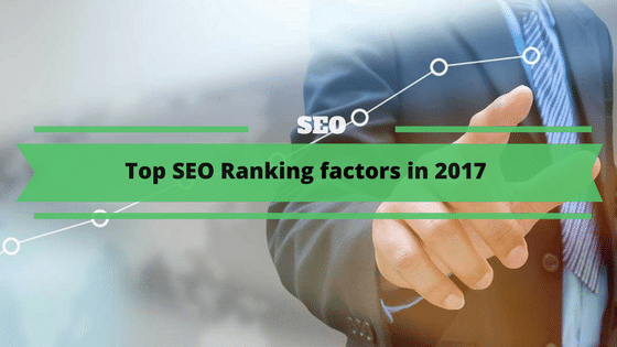 Top SEO Ranking Factors Study