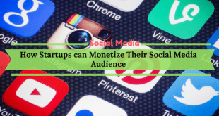 Startups Monetize Social Media