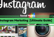 Instagram Marketing Ultimate Guide