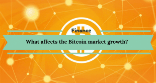 What affects the Bitcoin market growth?