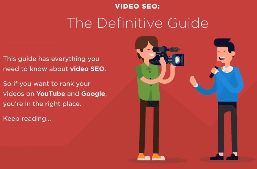 Video SEO Guide by Backlinko