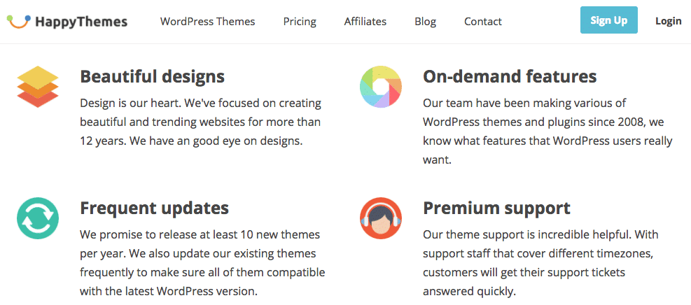 HappyThemes – 50% Off Discount Code