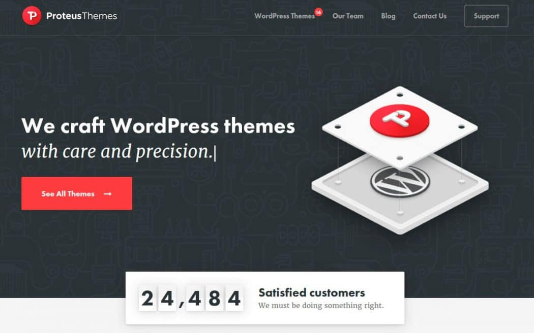 ProteusThemes – 10% Off Discount Code
