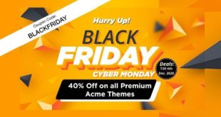 ACME Black friday 2020