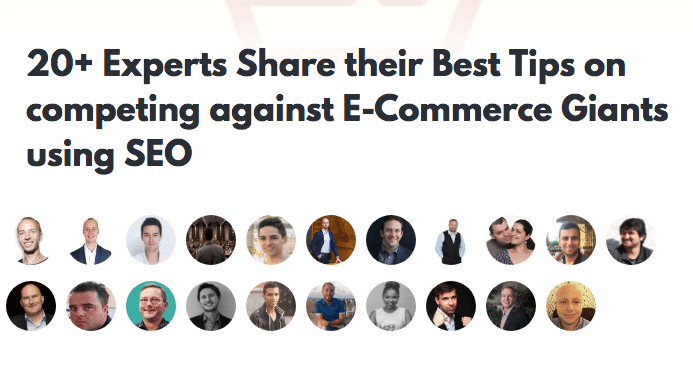 Expert Roundup for eCommerce