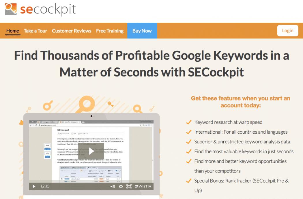 SECockpit – 60% discount