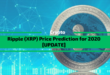 Ripple Price Prediction for 2020 [UPDATE]