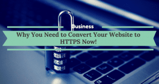 Convert Your Website to HTTPS Now!