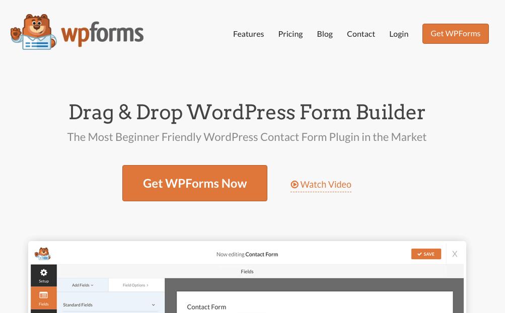 WPForms Discount – 50% Off Coupon code