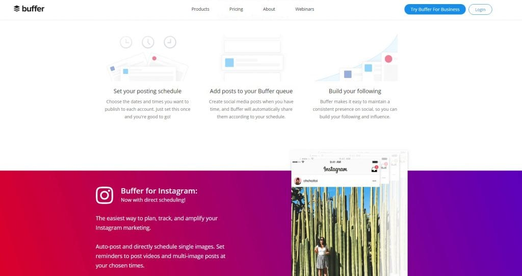 Buffer - Best Automation For Social Media Tool