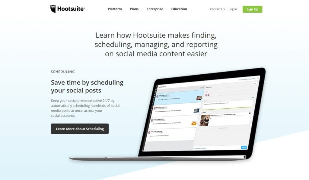 HootSuite - Best Automation For Social Media Tool