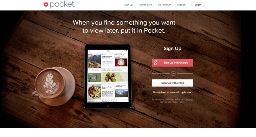 Pocket - Best Automation For Social Media Tool