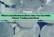 What Is Constitutional Silver: How You Can Make Money Trading Junk Silver