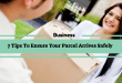 7 Tips To Ensure Your Parcel Arrives Safely