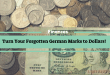 Turn Your Forgotten German Marks to Dollars!