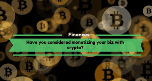 Have you considered monetizing your biz with crypto?