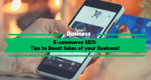 E-commerce SEO Tips