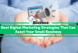 Best Digital Marketing Strategies That Can Asset Your Small Business