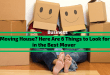 Moving House? Here Are 6 Things to Look for in the Best Mover