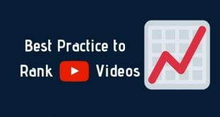 Best Practice To Rank Youtube Videos in 2020
