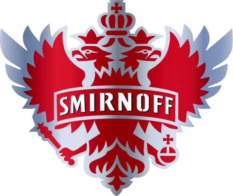 Smirnoff coats of arms