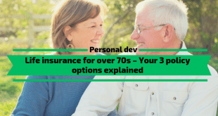 Life insurance for over 70s