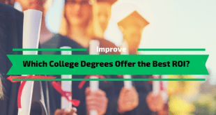 Which College Degrees Offer the Best ROI?