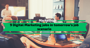 Digital Marketing Jobs for tomorrow
