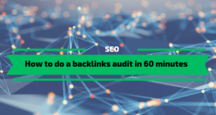How to do a backlinks audit in 2020