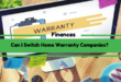 Can I Switch Home Warranty Company?