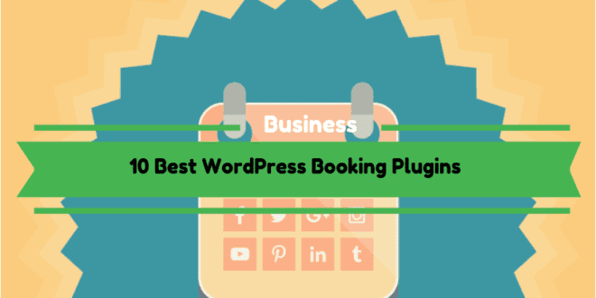10 Best WordPress Booking Plugins