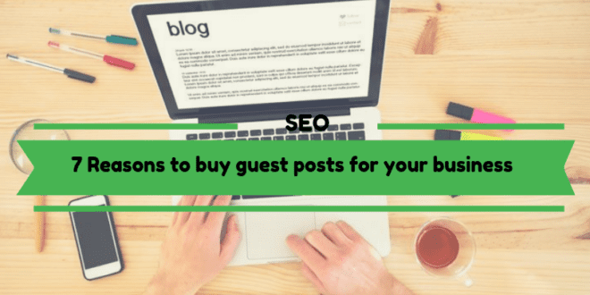 Buy guest posts for your business
