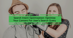Search Intent Optimization