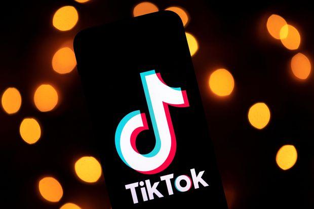 TikTok Social Media Network