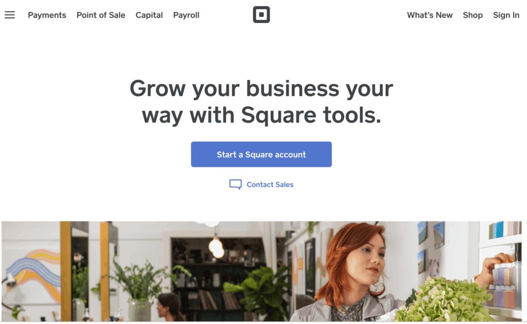 SquareUp.com
