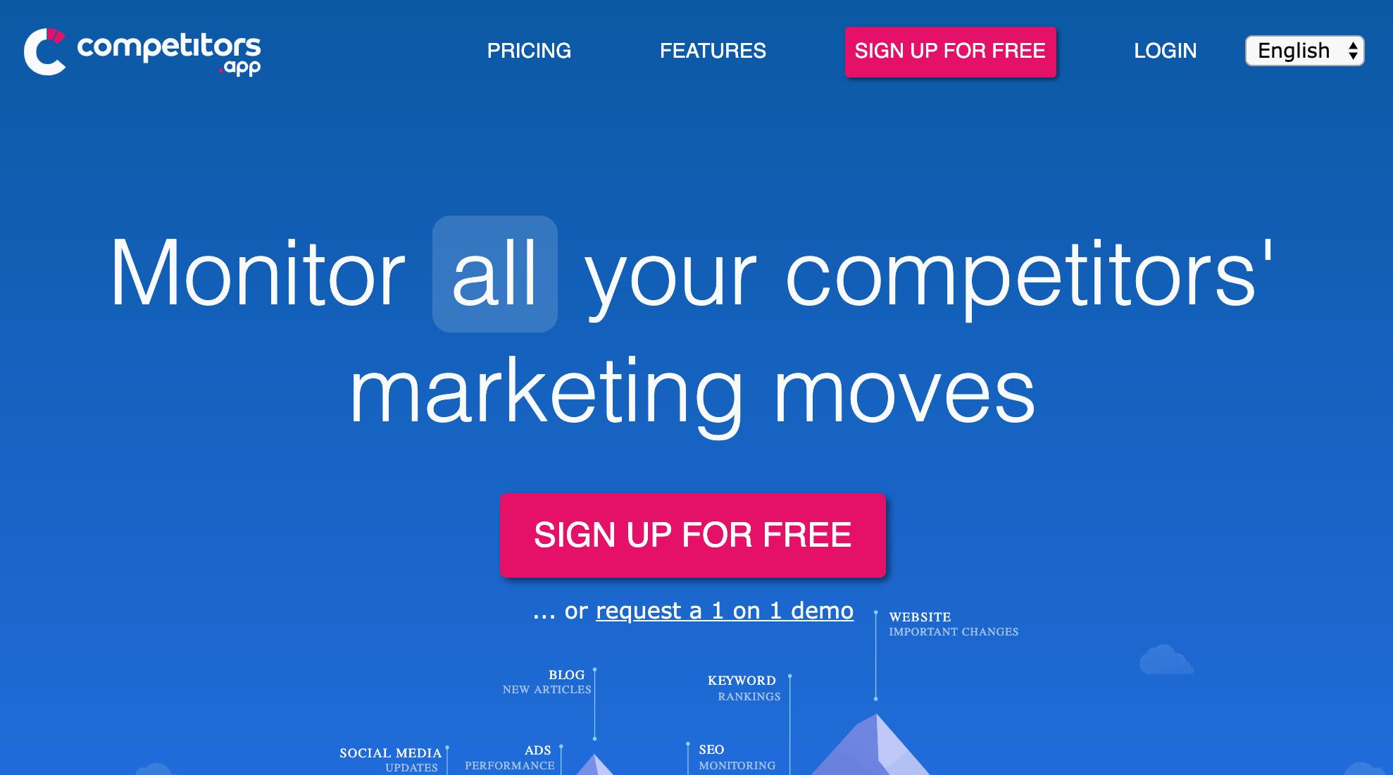 Competitors.app – 40% Discount