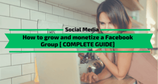 How to grow and monetize a Facebook Group
