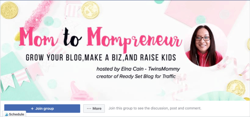 Mom to Mompreneur