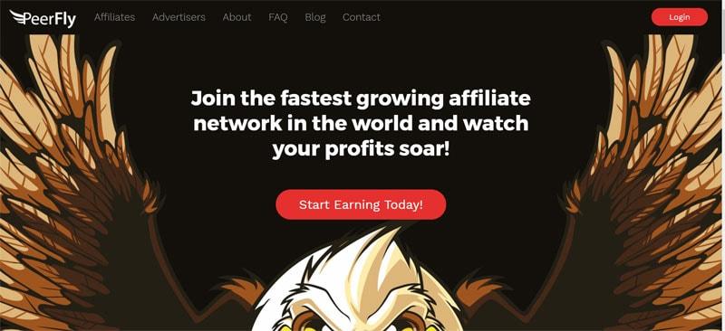 PeerFly CPA network